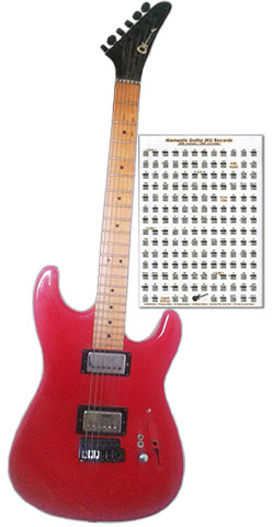 324 Guitar Chords Pdf Printable