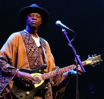 The blues of Mali ALI FARKA TOURE